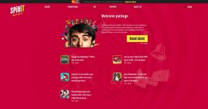 Spinit online casino promotions