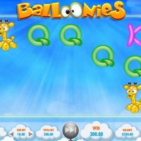 Balloonies slot game review