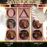 Divine fortune slot game review