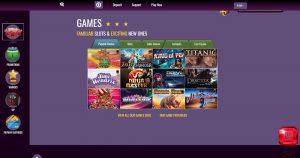 SlotsMagic Casino Games