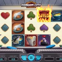 Penguin City game review