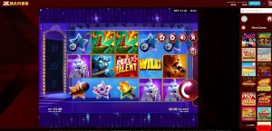 X Factor games casino review