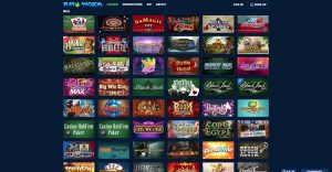 Play Magical online casino review