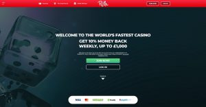 Rolla Casino offer