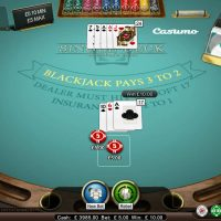Single Deck Blackjack Winner