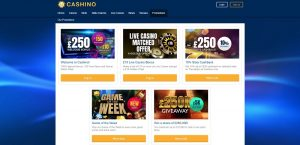 Cashino casino review