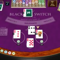 Blackjack Switch Deal