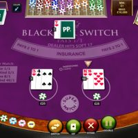 Blackjack Switch Gameplay