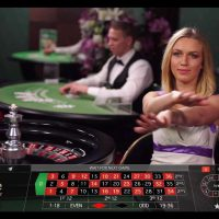 Live Roulette - No More Bets