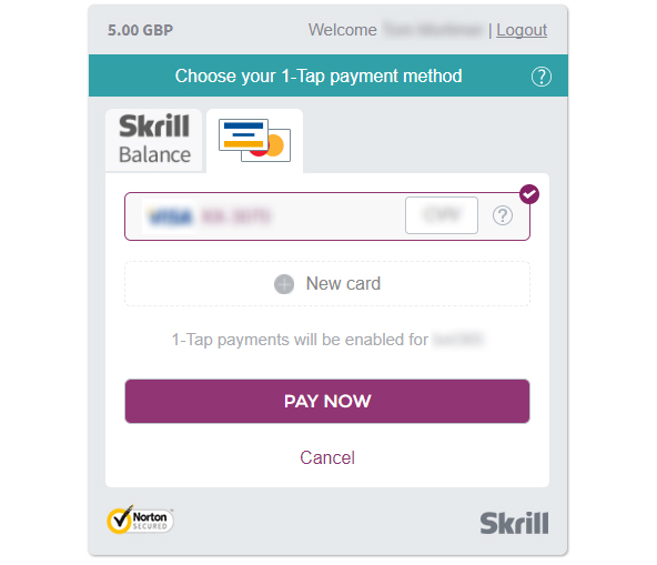online casino that uses skrill