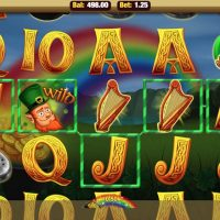 Shamrock N Roll Slot game