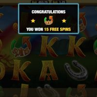 Shamrock N Roll casino game