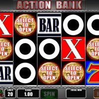Action bank game