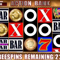 Action bank slot game review