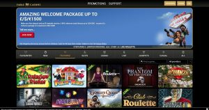 review fable casino