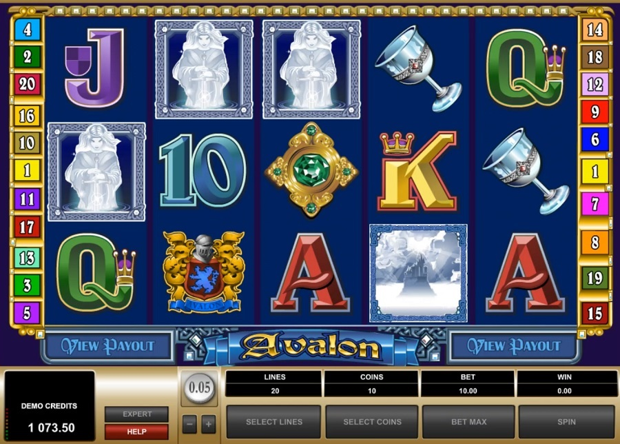 Avalon slot game review 5 card draw poker games online