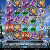 Cloud Quest slot game