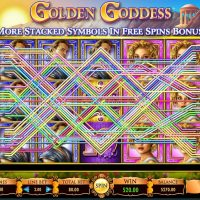 Golden Goddess game