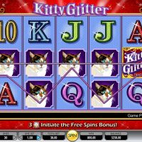 Kitty Glitter slot game review