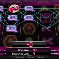 Neon Staxx slot game review