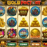 Gold Factory slot game review