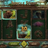 Jungle Spirit slot game