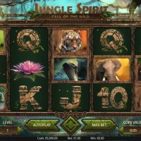 Jungle Spirit slot game review