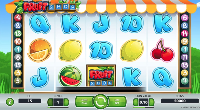 Fruit Shop Games
