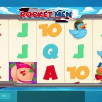 Rocket Men game review