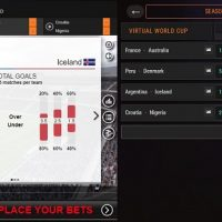 Virtual World Cup casino game