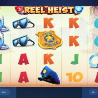 Reel Heist slot game