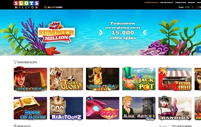 Slots Million review