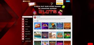 X Factor Games Online Casino Review