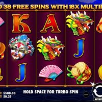 Peking Luck slot game review