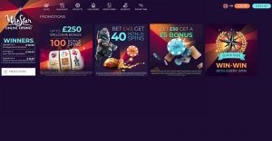 Winstar casino welcome offer