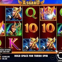 Asgard slot game review