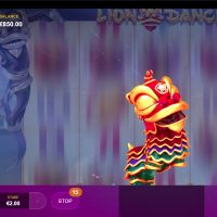 Lion Dance game