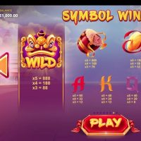 Lion Dance slot game
