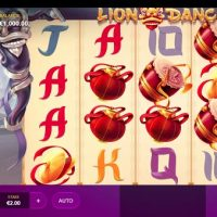Lion Dance slot game review