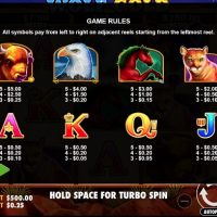 Wolf Gold slot game