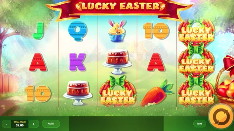 Lucky Easter slot game